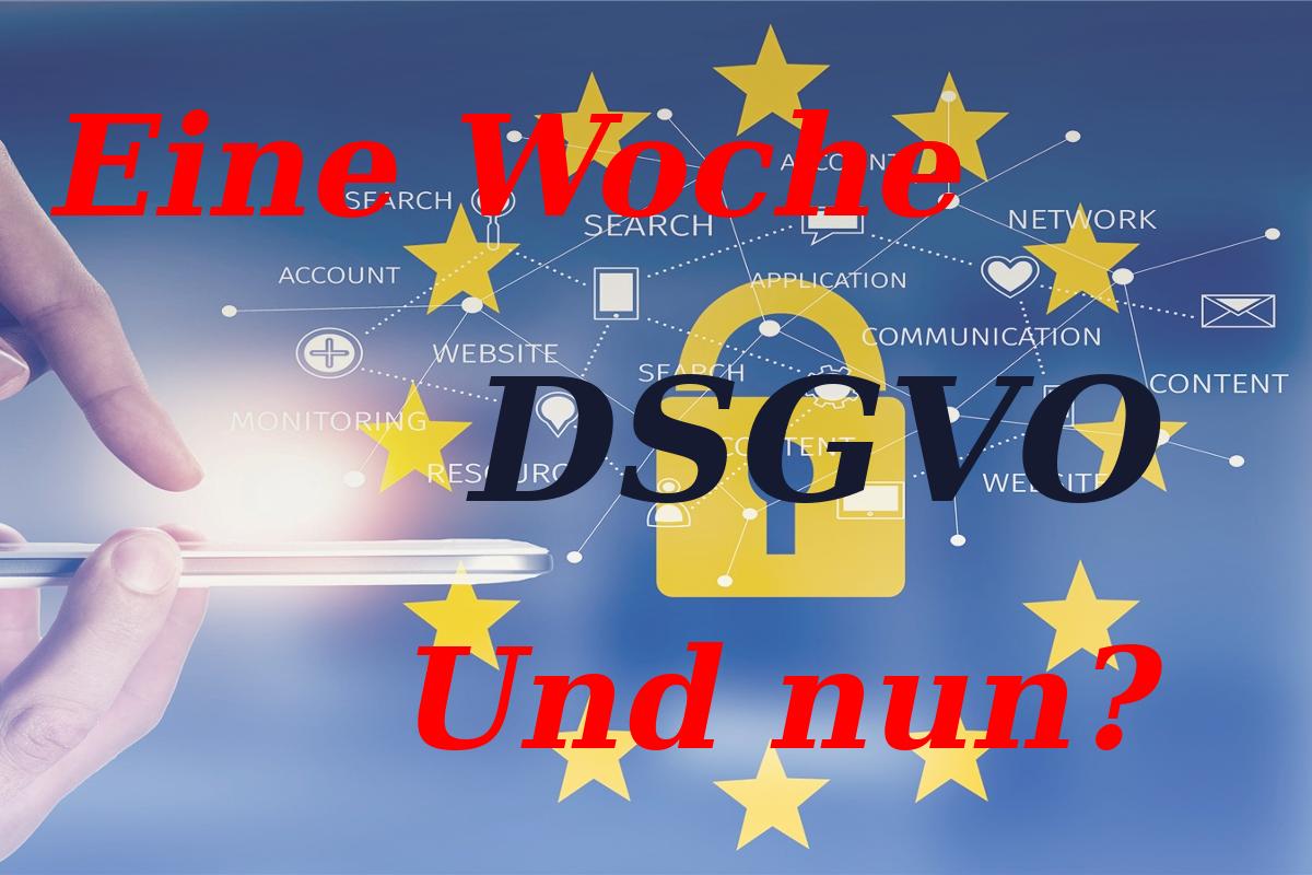 DSGVO_ErstesFazit